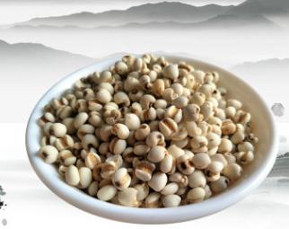 厂家直销批发中药材散装薏米仁产地货源手工挑选无熏硫散装农产品
