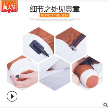 家用产品颈椎枕头盐袋电加热海盐热敷袋理疗袋肩颈艾灸盐包热敷包