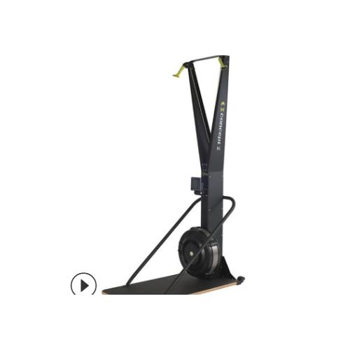 厂家直销健身房用风阻划雪器 多功能有氧运动划雪器健身器材