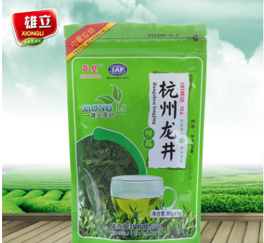2019新茶绿茶 杭州西湖茶叶雨前龙井 龙井茶春茶批发茶农直销80g