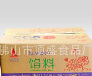 顶盛月饼馅料-五仁馅料系列-姜汁果仁馅料-工厂直供批发