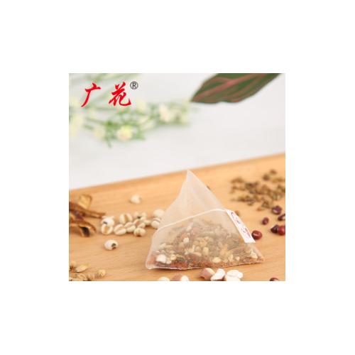 广花芡实薏米红豆茶赤小豆薏仁除湿茶苦荞大麦非水果花茶组合男女