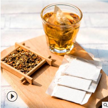山格拉冬瓜荷叶茶160g小袋决明子茶玫瑰荷叶茶去肚子花茶包