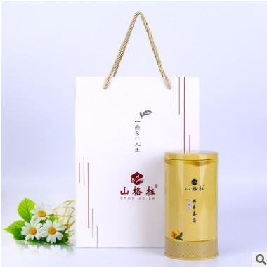 山格拉佛手茶芯100g罐装特级浓香型佛手香橼茶