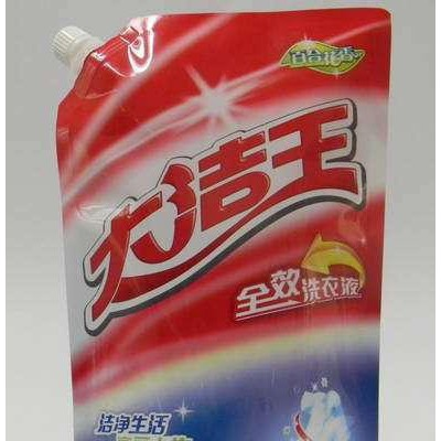 头发护理液袋洗衣液袋吸嘴袋