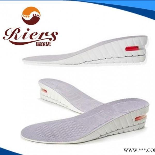 新品促销 pu按摩记忆鞋垫 pu功能灌注鞋垫