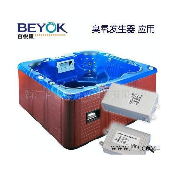 出售SPA冲浪按摩浴缸 专用 臭氧发生器 FQ-300