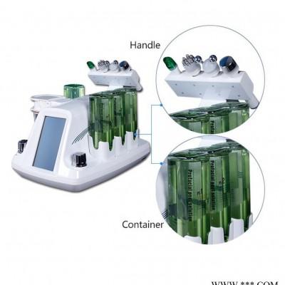 台式韩国多功能面部护理仪 超微小气泡 新款美容仪 深层清洁