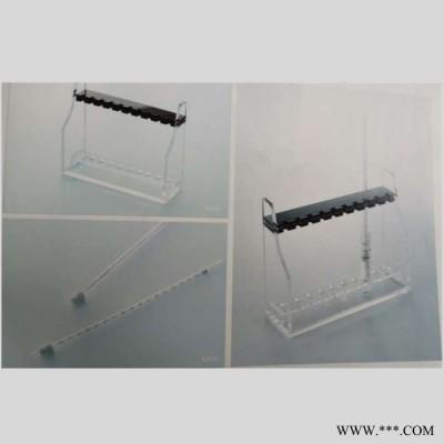 魏氏血沉管专用检测架实验室医院病房护理用品10孔魏氏血沉架