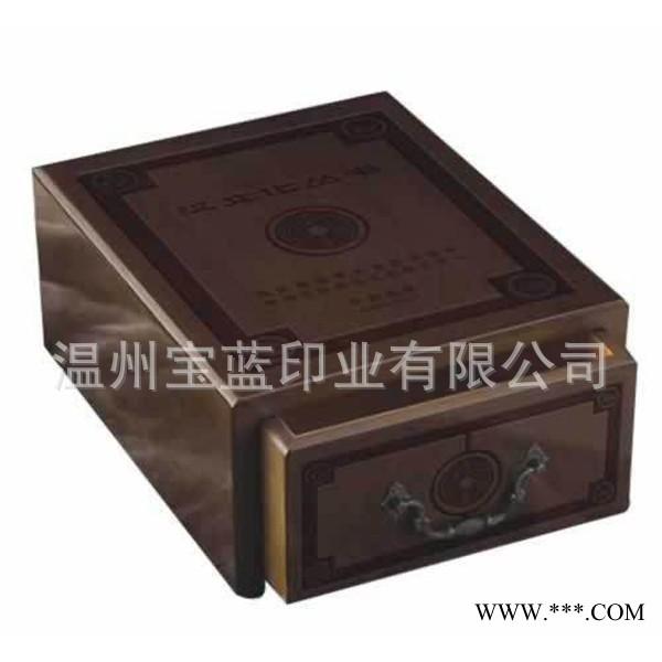 木盒定做 茶叶包装盒 复古礼盒礼盒 接受定制
