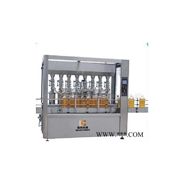 灌装机 花生油灌装机 芥茉油灌装机 茶油灌装生产线  茶油