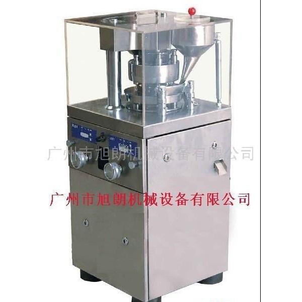 电子电池压片机 多冲旋转式压片机 梅河口茶粉压片机