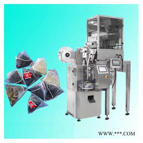 捷裕供应** JY-60ED三角包透明立体袋泡茶包装机定制茶叶包装机