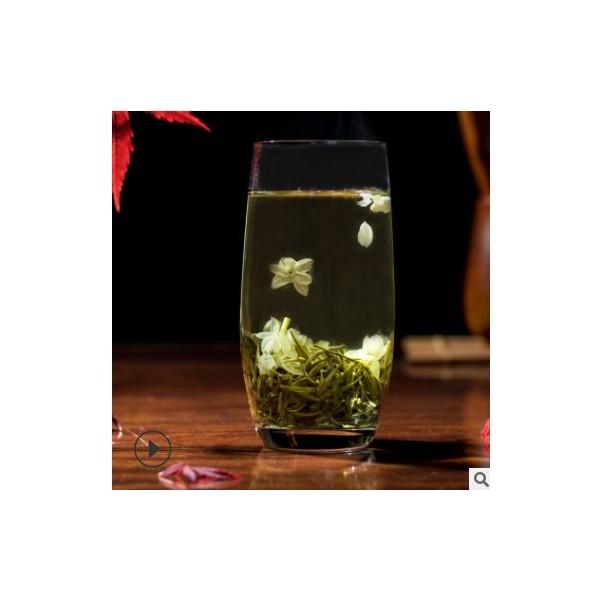 蜀茗润飘雪2020新茶茉莉 花茶散装浓香型一件代发四川茶叶