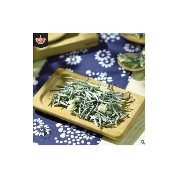 蜀茗润飘雪2020新茶茉莉 花茶浓香型装一件代发四川散装茶叶