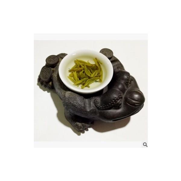 茶农大叔 2020新茶批发 绿茶散茶嫩芽 越乡大佛龙井茶叶 大佛龙井