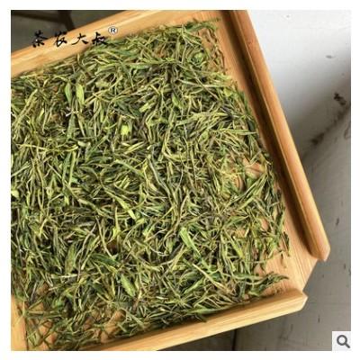茶农大叔 安吉凤型毛峰白茶 高山绿茶叶散茶批发 2020新茶