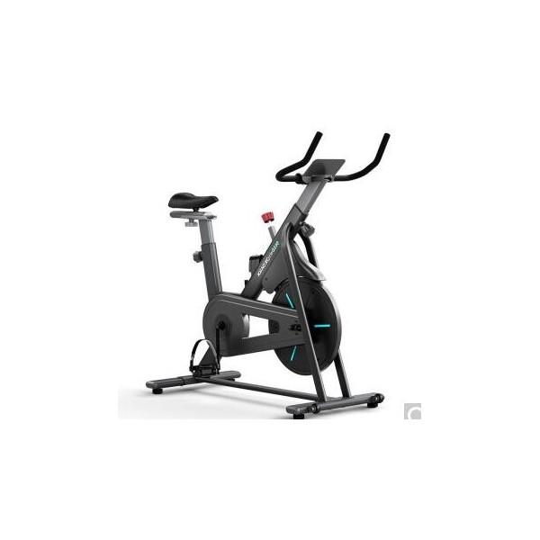 小乔Q100动感单车 家用磁控健身车室内自行车智能运动健身器材脚踏健身房单车 ZS